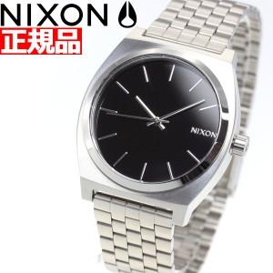 4372a22a7b ニクソン NIXON 腕時計 ニクソン タイムテラー腕時計 NIXON TIME TELLER ブラック NA045000-00