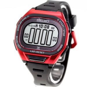 1ab64f2d88 セイコー スーパーランナーズ SBEF047 ソーラー 腕時計 ランニング SEIKO