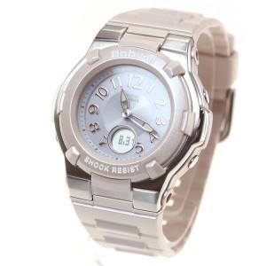 f2f4aefd0d CASIO Baby-G カシオ ベビーG Tripper トリッパー 電波 ソーラー 電波時計 腕時計 アナデジ ピンク