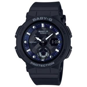 25e64260b5d864 BABY-G ベビーG 時計 レディース ブラック カシオ babyg ネオンダイアル BGA-250-