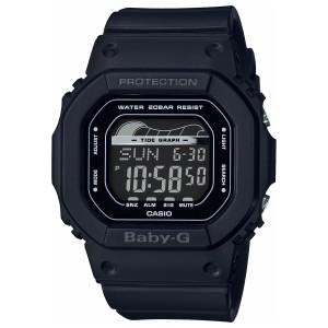 5ed3dc65d75e10 BABY-G ベビーG Gライド 時計 レディース G-LIDE ブラック カシオ babyg BLX-