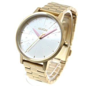 3c67d3f963 ニクソン NIXON ケンジントン KENSINGTON 腕時計 レディース ゴールド/ソフトピンク/LH NA0992774-00