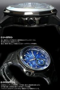 セイコー ワイアード SEIKO WIRED 腕時計 メンズ THE BLUE ザ・ブルー SKY クロノグラフ AGAW421