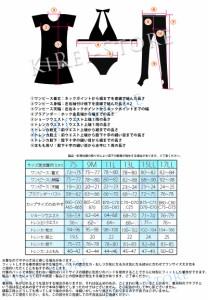 即納 ボーダーワンピース&トレンカ付きビキニ レディース 水着 JH1326(2色) 7S〜17LL メール便送料無料
