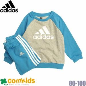 1f52173c1e85da adidas(アディダス)フレンチテリースェット上下セット (キッズ ベビー 子供服 子供用