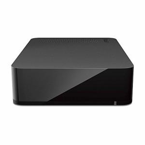 BUFFALO USB3.0  外付けハードディスク かんたんロック搭載 PC/家電対応 1TB HD-LL1.0U3-BKD