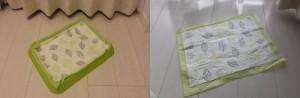 クリーンワン スタイリッチシートグリーンブーケの香りレギュラー96枚