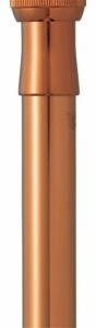幸和製作所 テイコブ 折りたたみ式伸縮フレキシブルステッキ ブラウン EOF14