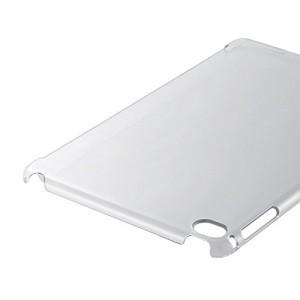 (2015年モデル)エレコム iPad mini4 シェルカバー 純正スマートカバー対応 硬度8H 高耐久 クリア TB-A15SPVU2CR