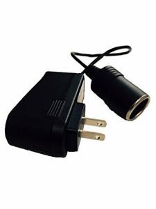 【REMIX/レミックス】 AC-DCコンバーター 家庭電源(AC-100V)でカー用品が使える!【品番】 DA-100