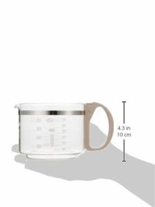 象印 コーヒーメーカー用ガラス容器(ジャグ) EC-VE60用 JAGECVE-TK