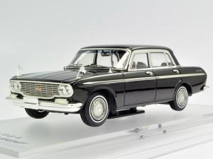 ENIF 1/43 トヨタ クラウン エイト 1964年式 VG 10型 ブラック