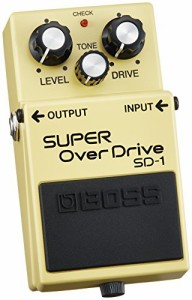 BOSS Super OverDrive  SD-1