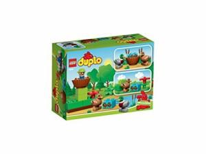 """レゴ (LEGO) デュプロ の森 """"カモのかぞく"""" 10581"""