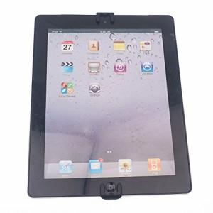 WiLLBee CLIPON 7~11インチ (Special Navy) Tablet PC クリップオンタブレット用バンドハンドホルダー iPad Pro o2 Nexus 9 10 7