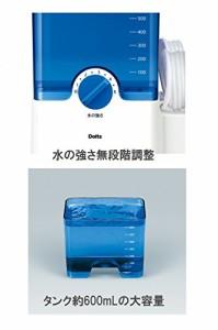 パナソニック 口腔洗浄器 ジェットウォッシャー ドルツ 白 EW-DJ61-W