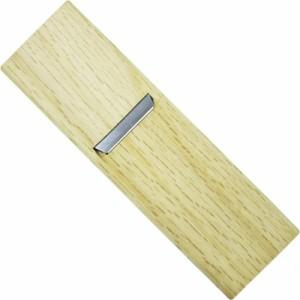 藤元 カミソリ鉋 刃当てカバー付き (刃出し調整済み) 42mm 安来青紙使用