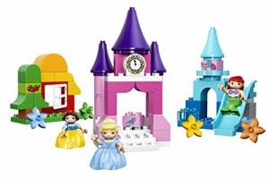 レゴ (LEGO) デュプロ ディズニープリンセス お姫さまセット 10596