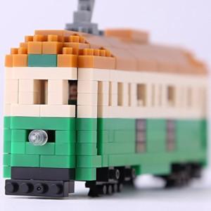 ナノブロック メルボルン トラム NBH_102