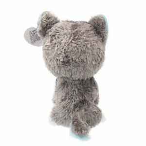 Ty タイ Beanie Boo's ビーニーブーズ Mサイズ スラッシュ(ハスキー) (ぬいぐるみ) 36006