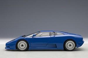 AUTOart 1/18 ブガッティ EB110 GT (ブルー)