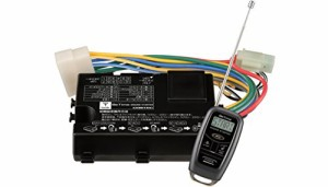 コムテック エンジンスターター BeTime WR530 リモコン付アンサーバックモデル WR530