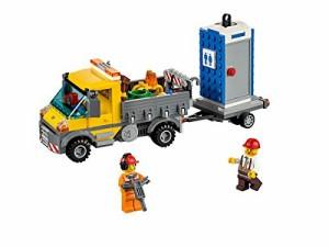 レゴ (LEGO) シティ お仕事トラック 60073