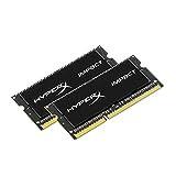 キングストン Kingston ノート用 オーバークロック PCメモリ DDR3L-1600 (PC3L-12800) 8GBx2枚 HyperX Impact CL9 1.35V Non-ECC S