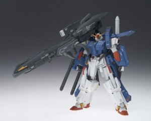 GUNDAM FIX FIGURATION # 0022 ZZガンダム