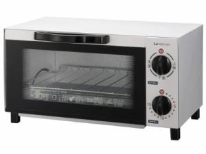 コイズミ オーブントースター シンプル ホワイト KOS-1012/W