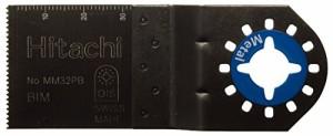 日立工機 マルチツール用ブレード(MM32PB)金属用 0033-5833