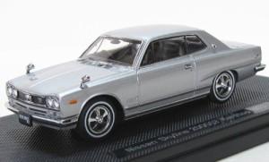 EBRRO 1/43 ニッサン スカイライン GT ハードトップ KGC10 (43960)