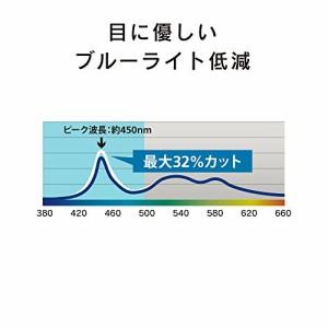 Simplism iPhone7 フィルム /6s/6 衝撃吸収 ブルーライト低減保護フィルム 反射防止 TR-PFIP164-SKBCAG