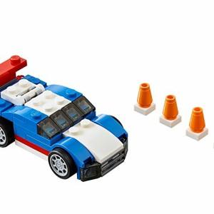 レゴ (LEGO) クリエイター レースカー (ブルー) 31027
