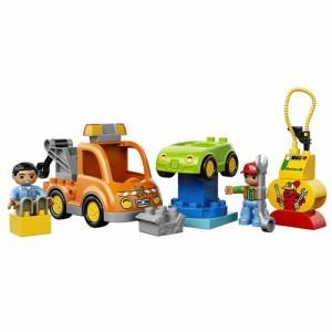 レゴ (LEGO) デュプロ デュプロのまち レッカー車  10814
