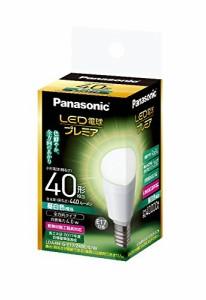 パナソニック LED電球 E17口金 プレミア 電球40W形相当 昼白色相当(4.0W) 小型電球・全方向タイプ 1個入 密閉形器具対応 LDA4NGE17Z40ESW