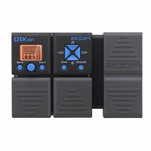 ZOOM ギターマルチエフェクトプロセッサー G1Xon