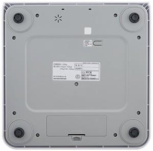 タニタ デジタルヘルスメーター HD-395-WH(ホワイト)