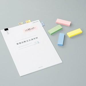 コクヨ タックメモ 付箋タイプ 40冊 4色mix メ-3013