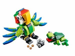 レゴ (LEGO) クリエイター 熱帯の動物たち 31031