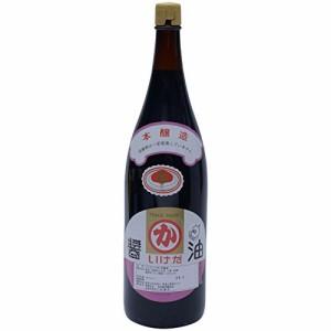 池田醤油 ことぶき 本醸造醤油 1800ml