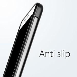 Xperia XZ Premium SO-04Jカバー(SLEO)半透明 TPUZ Premium SO-04Jケース(ブラック)