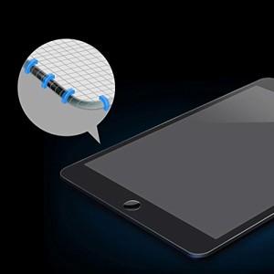 TopACE Huawei Mediapad M3 Lite 10 専用強化ガラスフィルム 硬度9H 超薄0.33mm 2.5D 耐衝撃 撥指紋 飛散防止処理保護フィルム