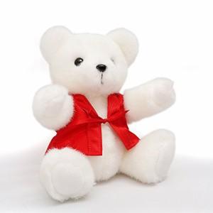 赤いちゃんちゃんこを着た還暦テディベア (ギフト包装 還暦祝いメッセージカード付) 60歳