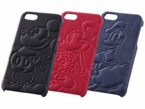 レイ・アウト iPhone SE/5s/5 ケース ポップアップ・レザー(合皮)/ミッキー RT-DP5SC/MK