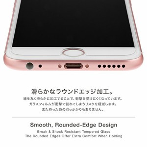Highend berry 3D touch 対応 Apple iPhone6s plus / iPhone6 plus 5.5インチ 日本製 強化ガラス 液晶 保護フィルム 硬度9H 0.33mm