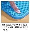 NISHI(ニシ・スポーツ) エクササイズマット エクサマット MAT-6 T7821A