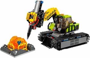 レゴ (LEGO) シティ 火山 調査基地 60124