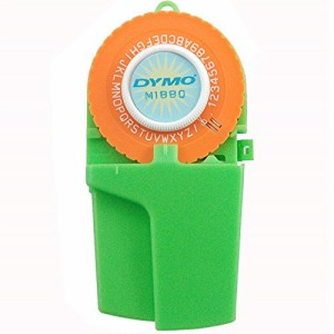 DYMO ダイモ 手動式ラベルライター コンパクトタイプ  シングル DM1880LGR