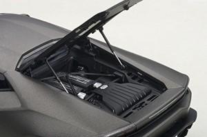AUTOart 1/18 ランボルギーニ ウラカン LP610-4 マット・グレー